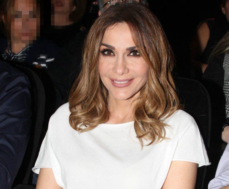 ντοΠοια γνωστή τραγουδίστρια επισκέφθηκε τη Δέσποινα Βανδή στο Mamma Mia;