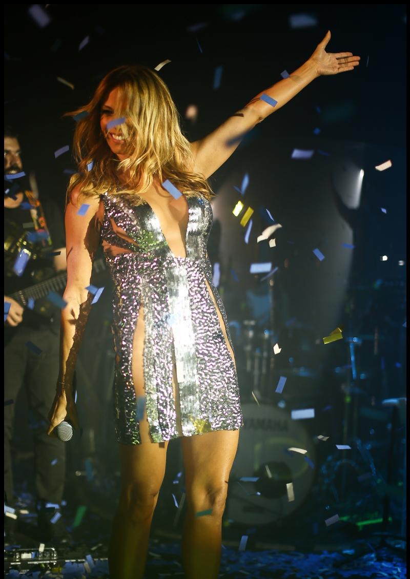 ΝΙΝΟ - Έλλη Κοκκίνου: Δείτε φωτογραφίες από την εντυπωσιακή τους πρεμιέρα στο Cabaret @ Romeo