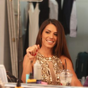 Caramela Backstage photos