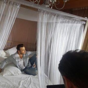 Σάκης Αρσενίου - Backstage video clip