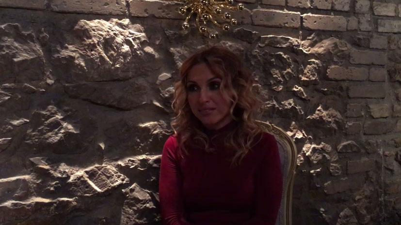 Ζωή Παπαδοπούλου - Συνέντευξη στο GetGreekMusic