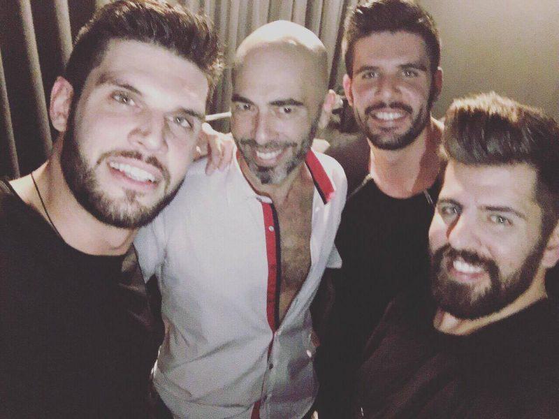 Βαλάντης και Droulias Brothers