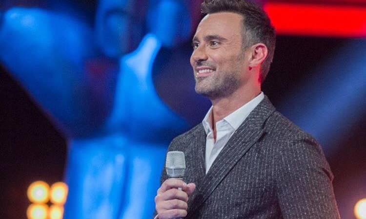 Γιώργος Καπουτζίδης - The Voice
