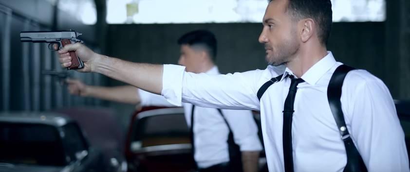 Χρήστος Μενιδιάτης - Τα καλά παιδιά video clip