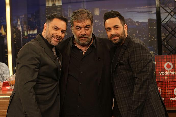 Γιώργος Γιαννιάς - The 2night show