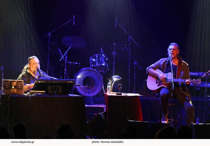 Πλιάτσικας και B.D. Foxmoor - Γυάλινο Μουσικό Θέατρο
