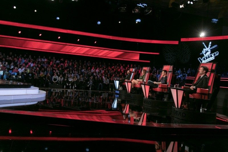 The Voice Knockouts Επεισόδιο 3