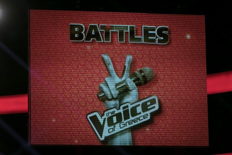 The Voice of Greece Battles