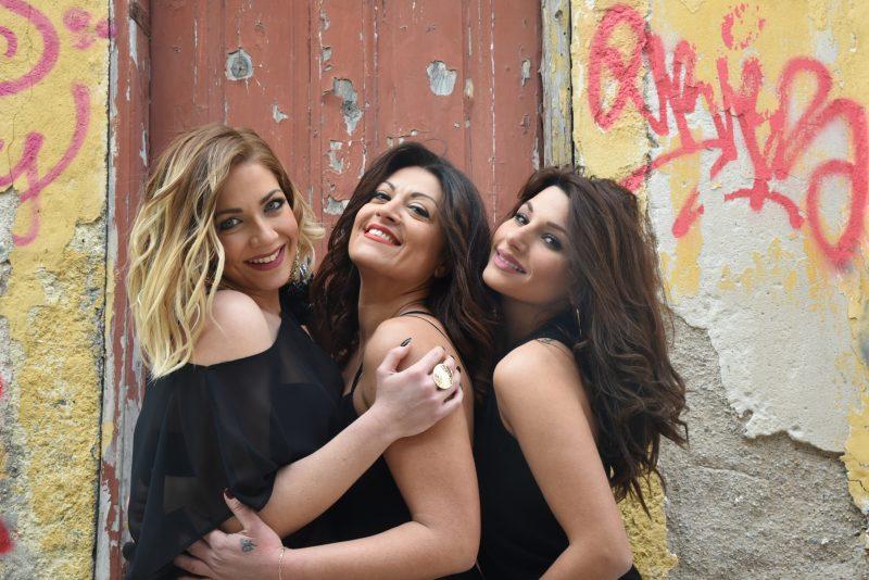 Τα κορίτσια του Κώστα Μακεδόνα