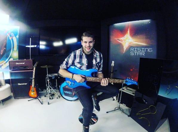 Ο Μιχάλης Καραγκούνης στο GetGreekMusic