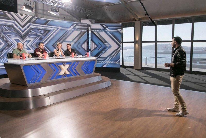 Η πρώτη audition του X Factor 2