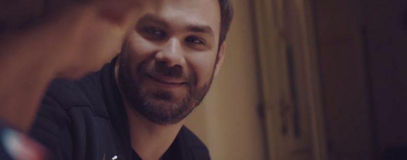 Το νέο βίντεο κλιπ του Γιώργου Σαμπάνη