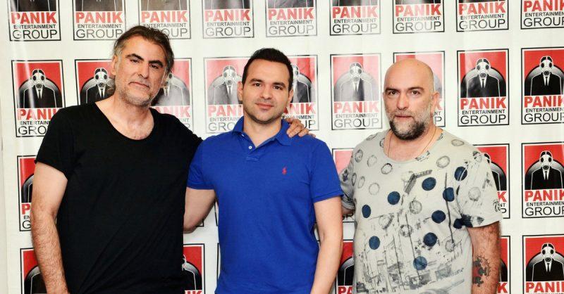 Οι Πυξ Λαξ στην Panik Records