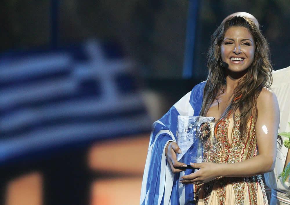 ξενόγλωσσες επιτυχίες της Έλενας Παπαρίζου