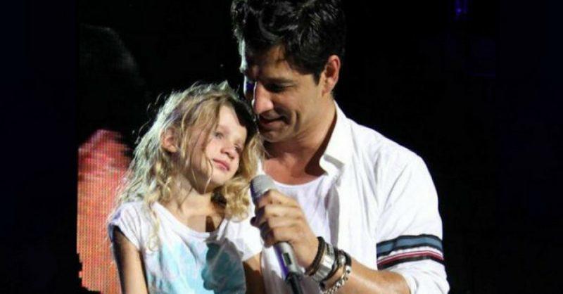 ο Ρουβάς ανέβασε την κόρη του Αναστασία στο stage