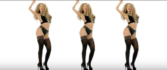 Η Γιουσέφ πρωταγωνιστεί σε ένα καυτό βίντεο κλιπ