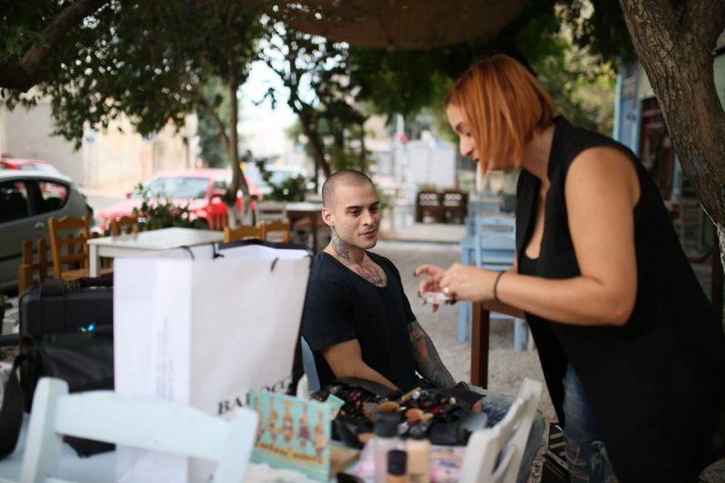 Τι ετοιμάζει ο Γιώργος Λιβάνης με τον Σταμάτη Χουχουλή