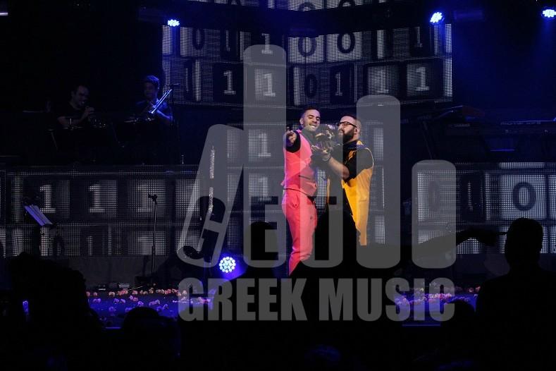 Εντυπωσίασαν οι Onirama στο Κέντρο Αθηνών