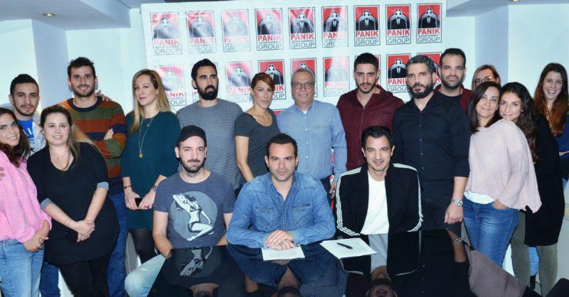 Ο Δήμος Αναστασιάδης στο δυναμικό της Panik Records