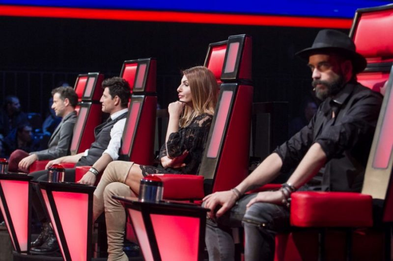 The Voice Of Greece Πρώτο Knockout