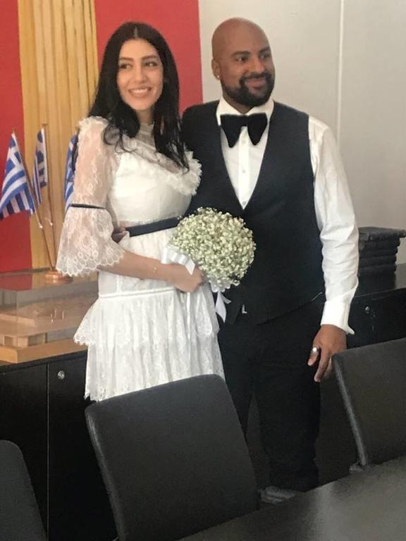 Παντρεύτηκε στην Κύπρο ο Ματιάμπα