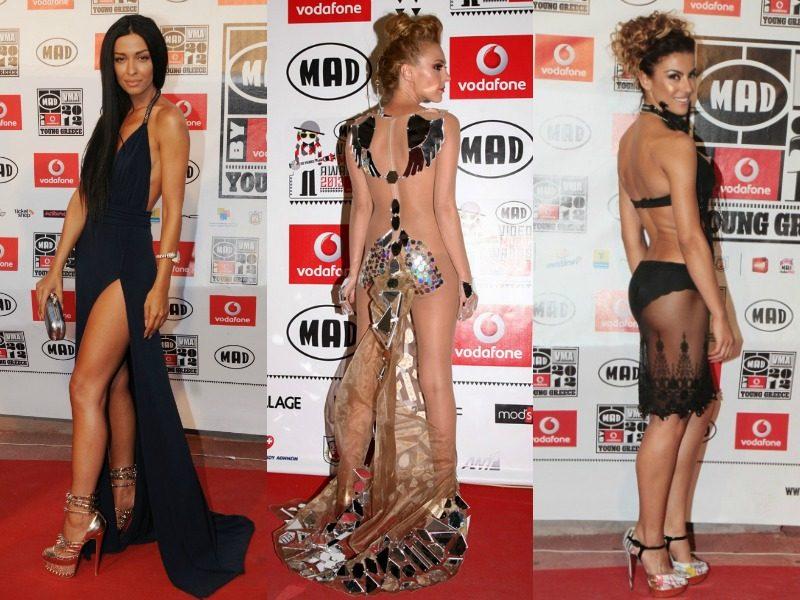 Sexy εμφανίσεις στα MAD VMA