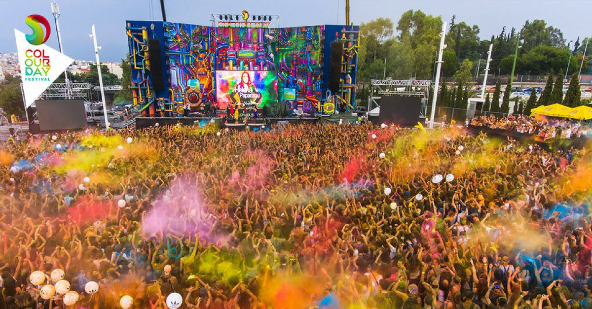 Colour Day Festival 2018