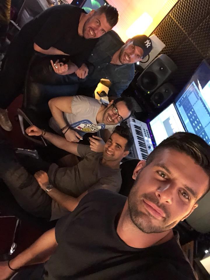 Στο στούντιο οι Droulias Brothers