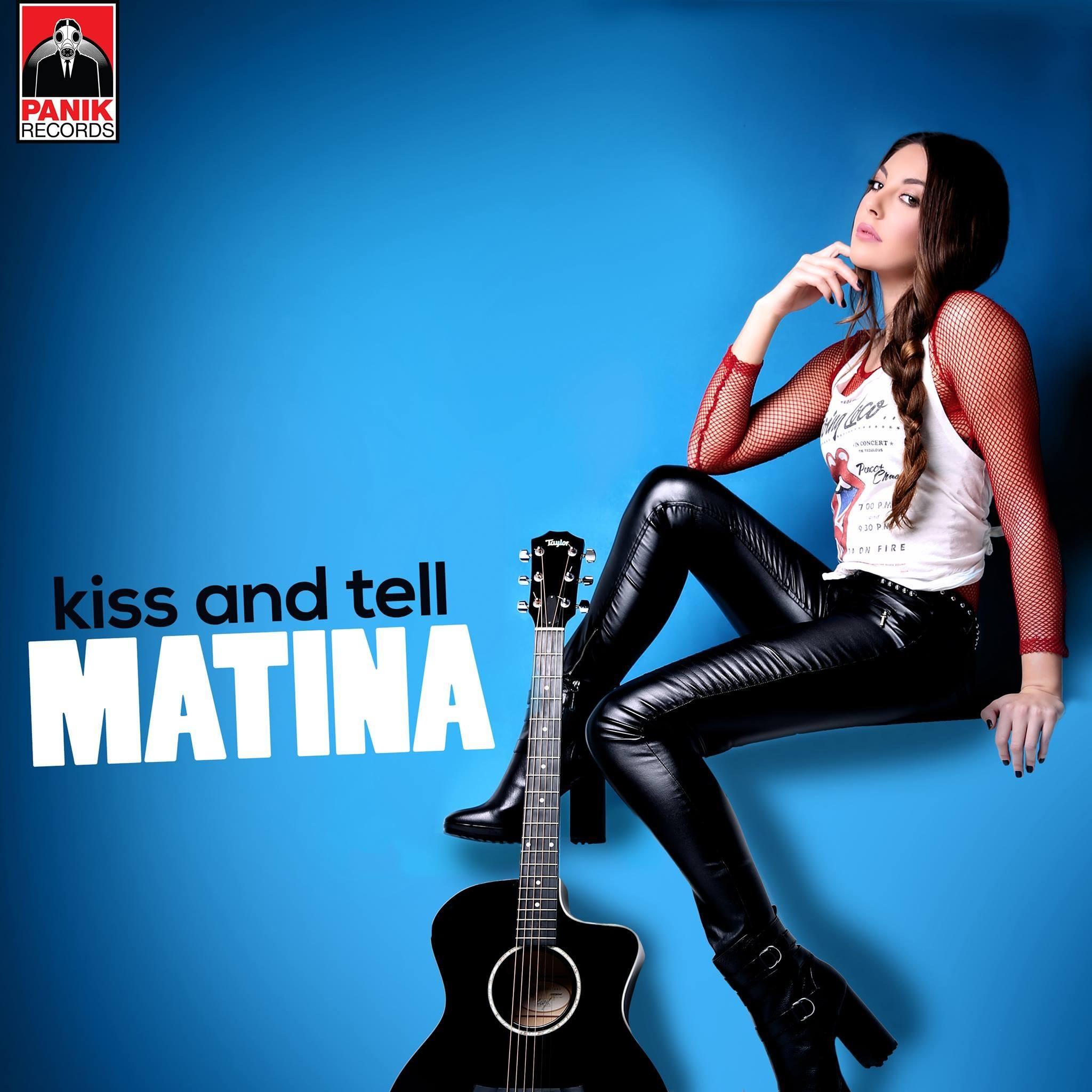 Η Ματίνα Ζάρα στο GetGreekMusic