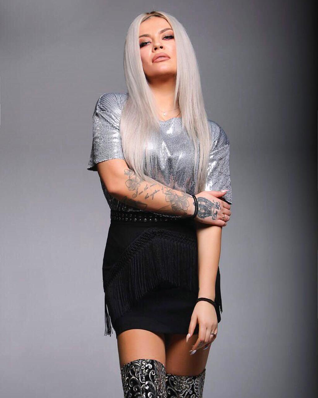 Η Naya στο GetGreekMusic