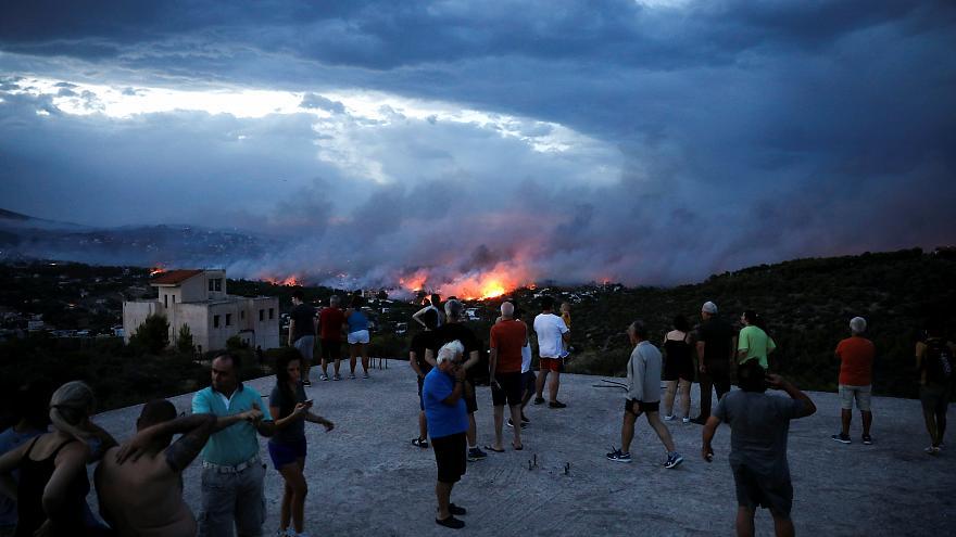 Στους 80 οι νεκροί από τις πυρκαγιές