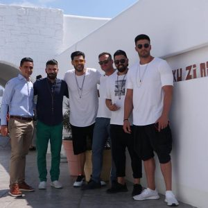 Πανικός στο summer tour των Droulias Brothers