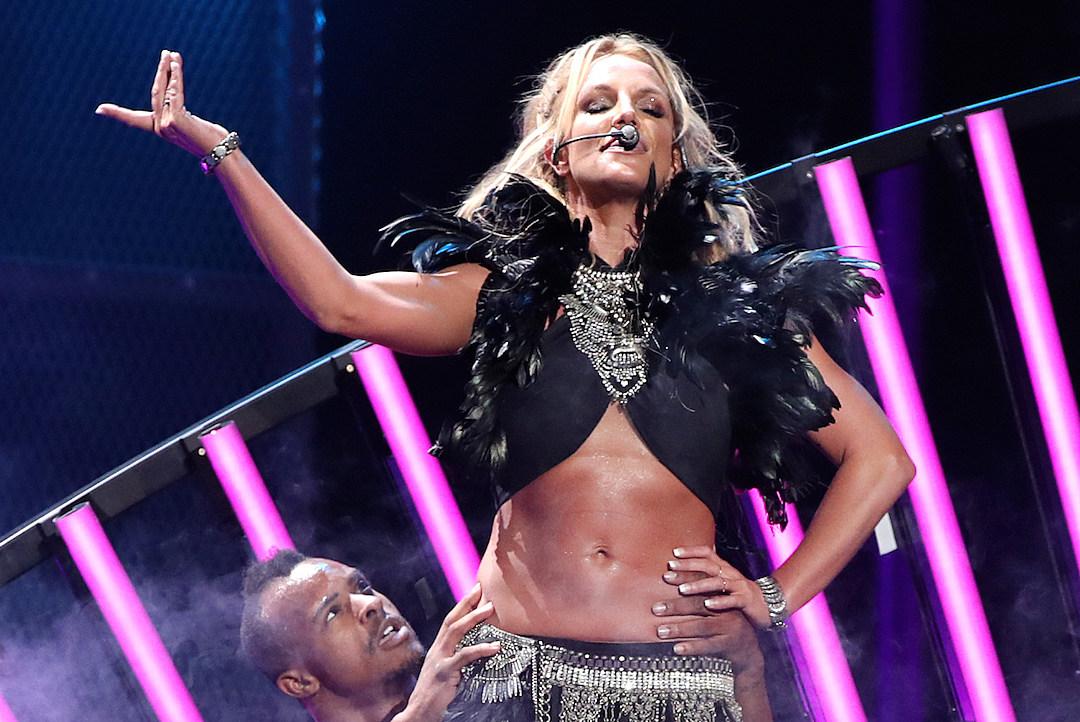 Γιούχαραν την Britney Spears
