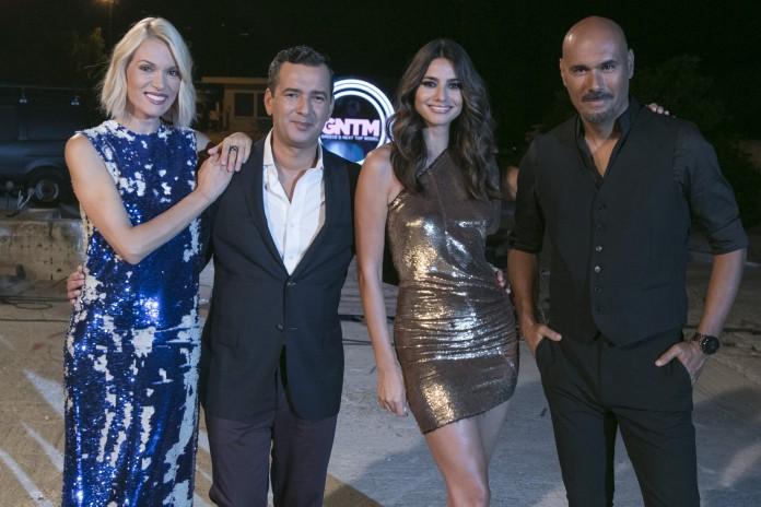 Με το δεξί η τηλεθέαση για το Next Top Model