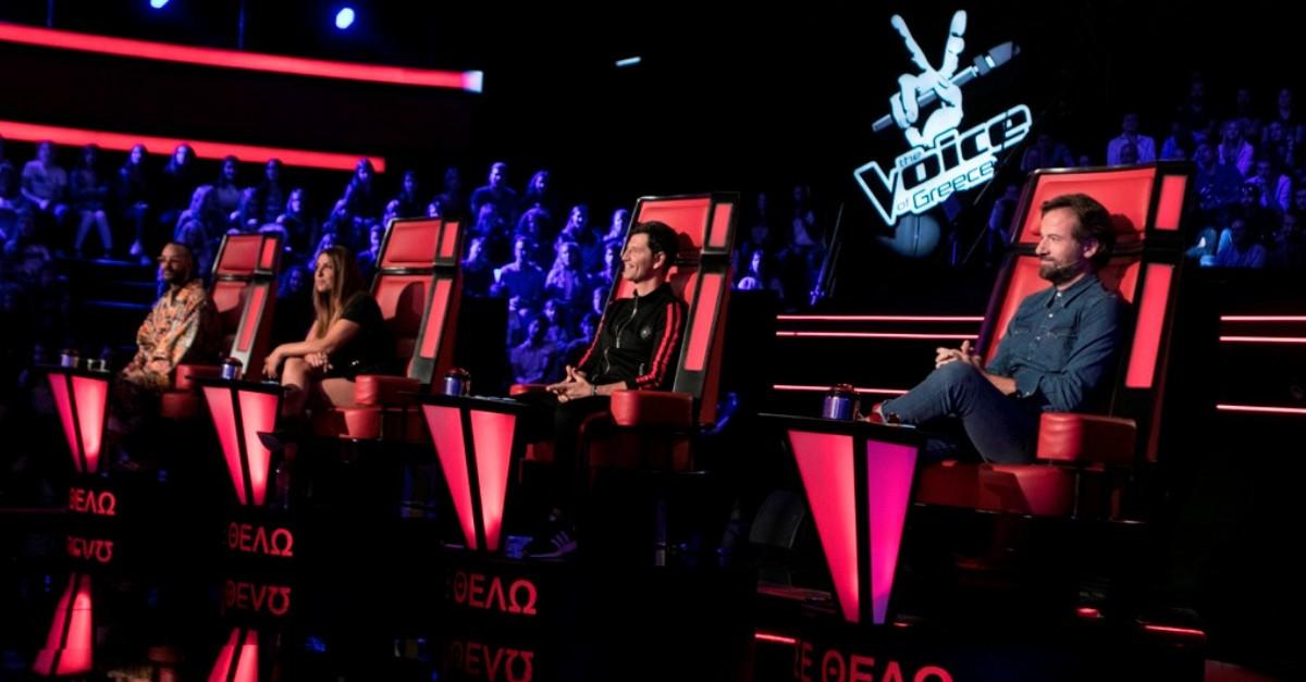 Πρεμιέρα απόψε για το The Voice Of Greece