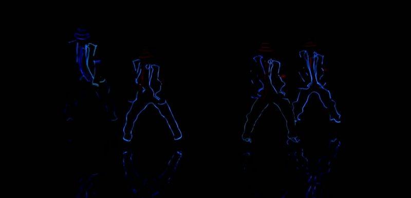 Tokyo Illuminati Dancers