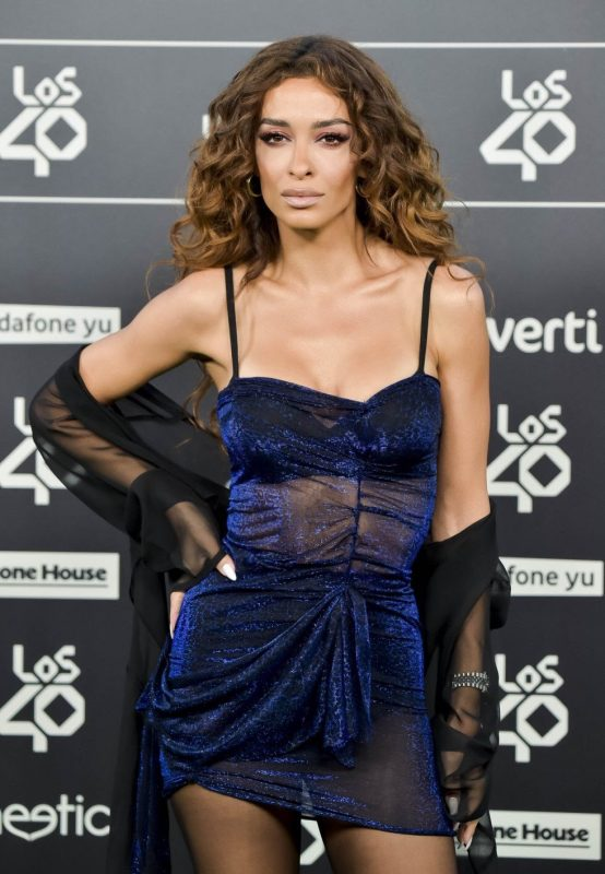 Ελένη Φουρέιρα Los40 Music Awards