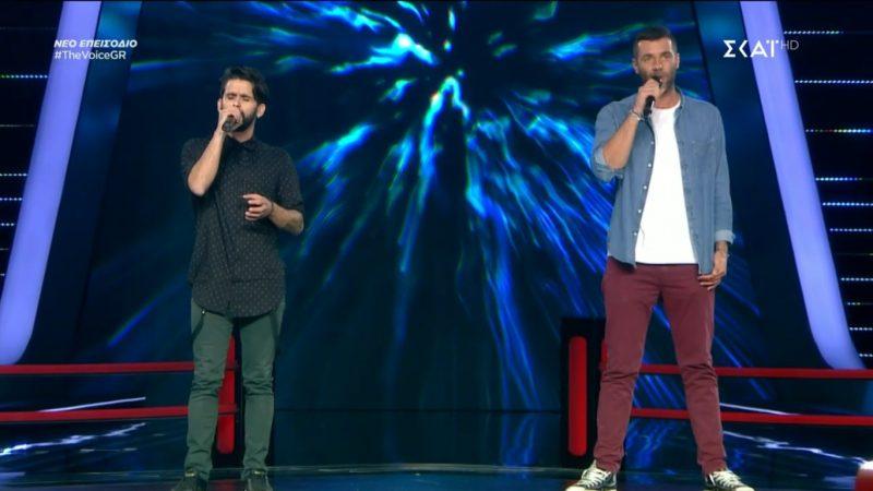 Πάνος Μουζουράκης The Voice