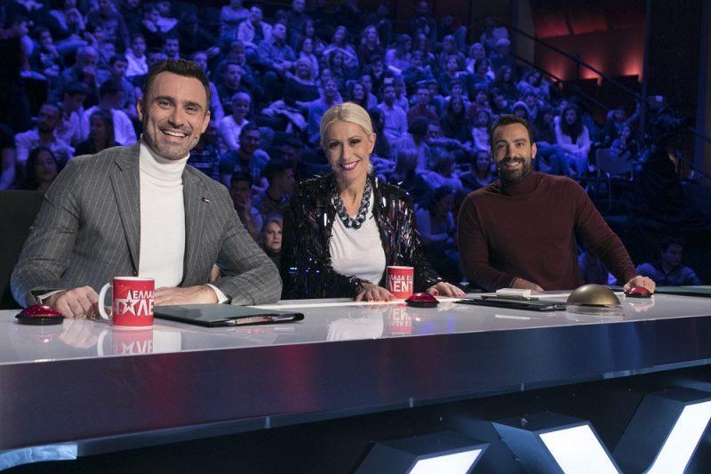 krites kapoutzidis tanimanidis bakodimou skai ellada exeis talento semifinals
